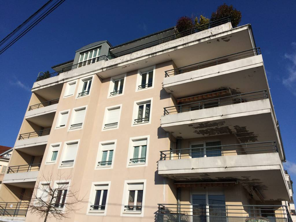 Appartement f3 vendre besan on scp cusenier thibaut for F3 appartement