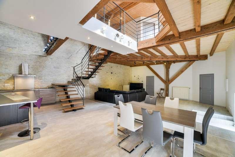Appartement f4 3 chambres ornans m vendu for Appartement atypique besancon