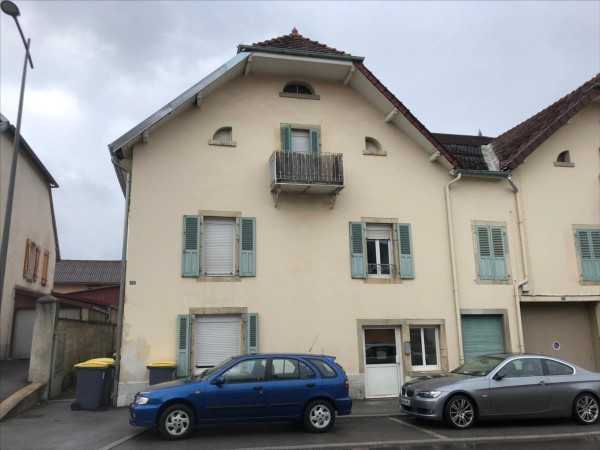 Vente APPARTEMENT 4 pièce(s) à SANCEY-LE-GRAND